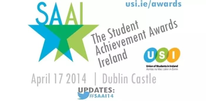 Student Achievement Awards Ireland 2014 hosted by USI celebrates remarkable student achievements