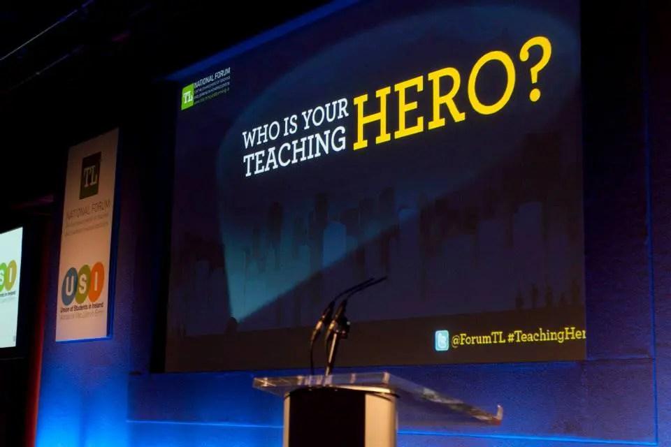 Honouring Teaching Heroes