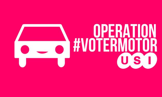Operation #VoterMotor