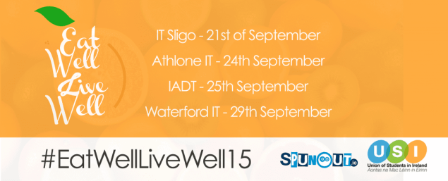 Eat Well Live Well DATES