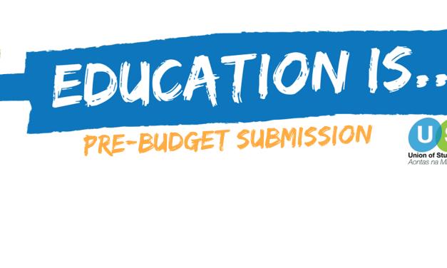 USI Pre-Budget Submission