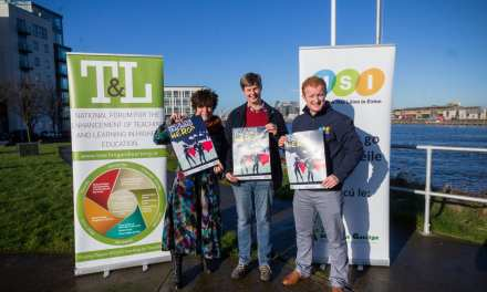 National Forum and USI Launch Teaching Hero Awards