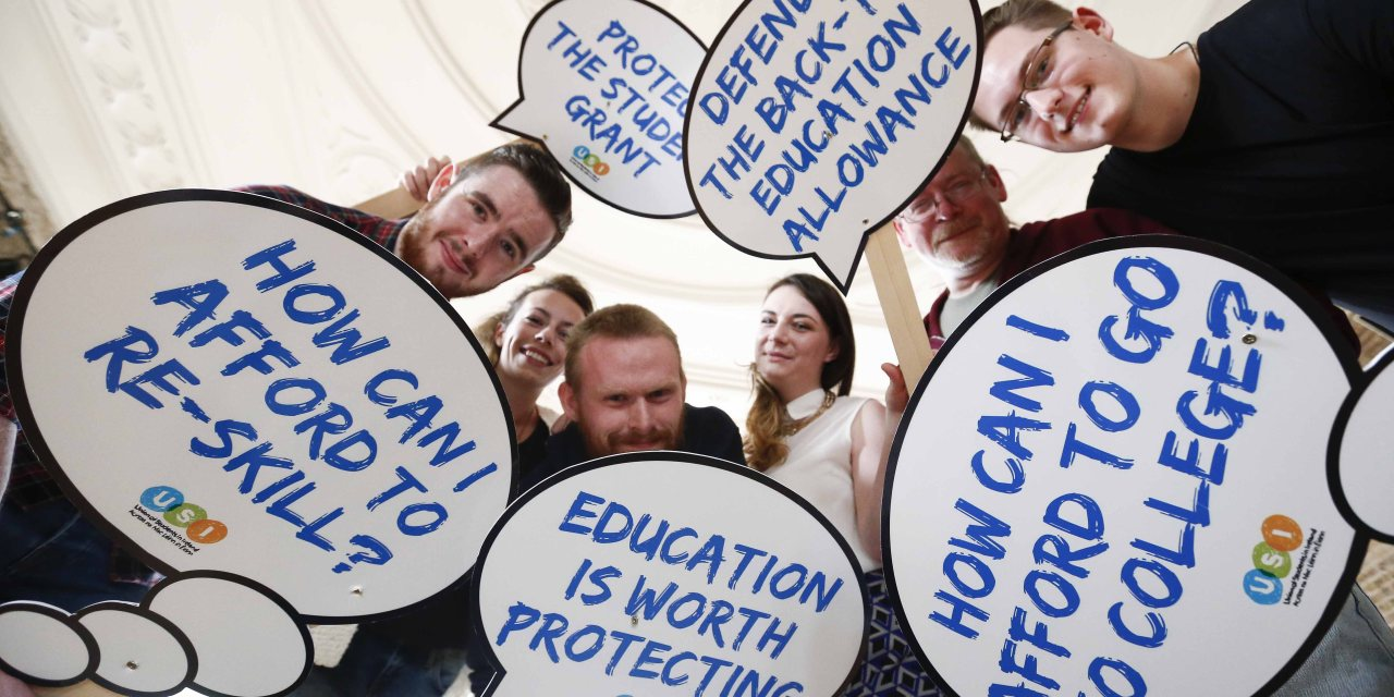 USI Welcome the Re-Introduction of Postgraduate Grants and Encourage Students to Apply Early