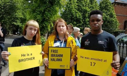 USI Calls Urgent Return of Ibrahim Halawa