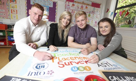 Unions launch national campaign for student teachers