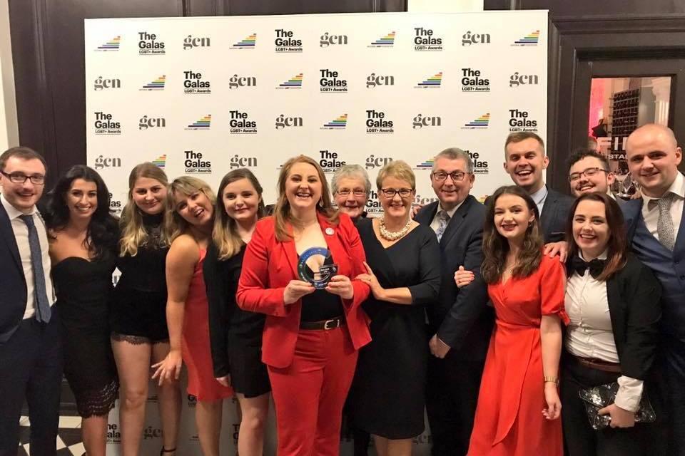 USI Wins At GALAS 2017
