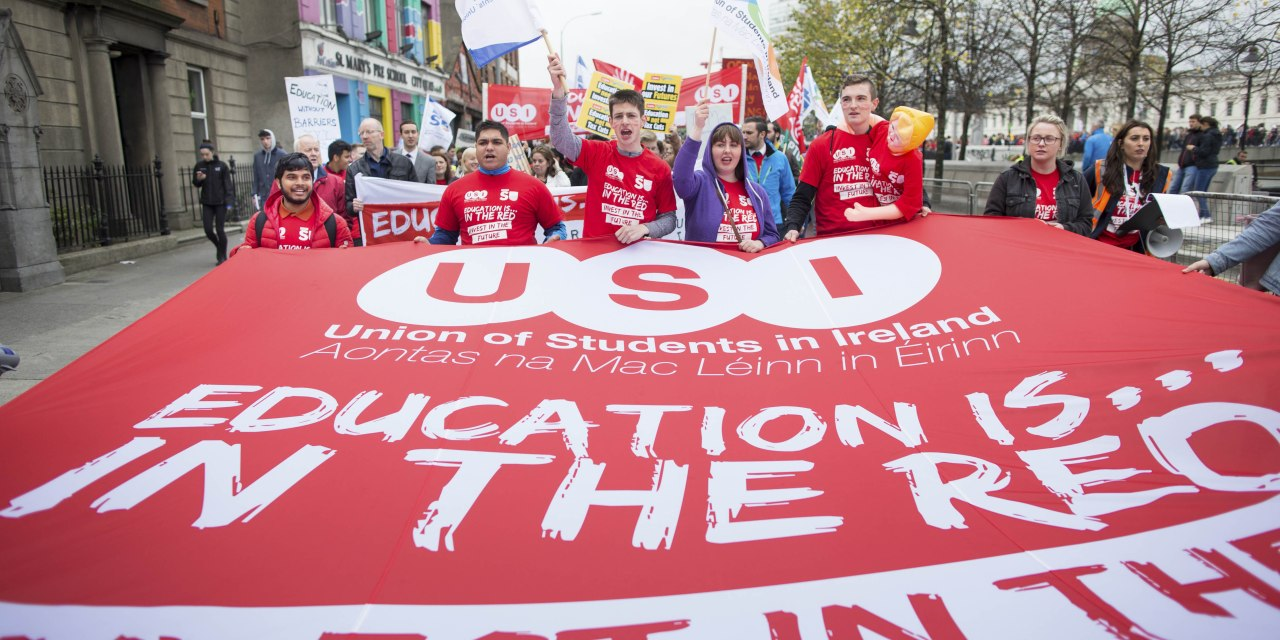 USI condemns TCD attempt to break international & postgrad fees agreement