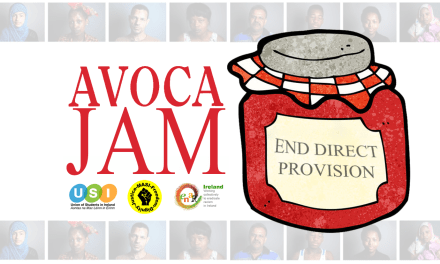 Students To Take Action Against Avoca and Aramark Over Direct Provision Ties This Christmas