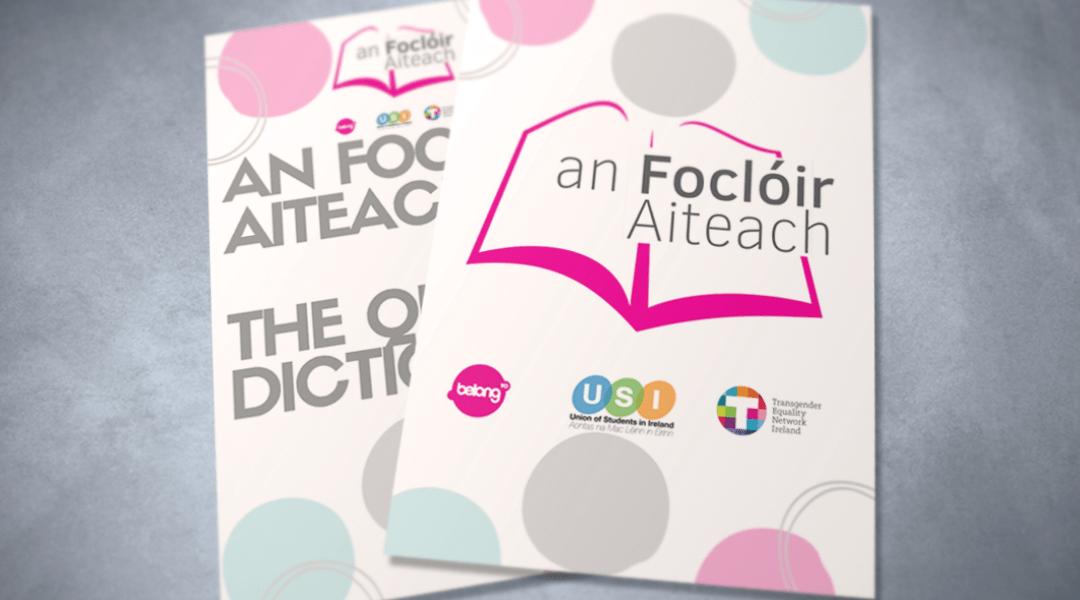 First English-Irish Language LGBTQ Dictionary Launched