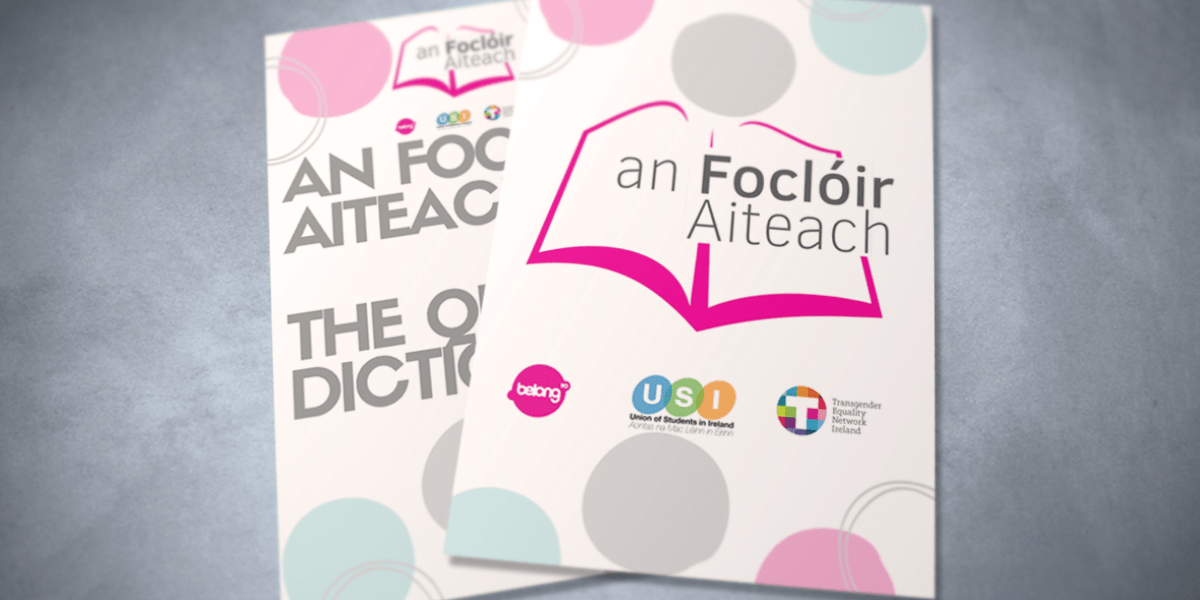 First English-Irish Language LGBTQ Dictionary Launched