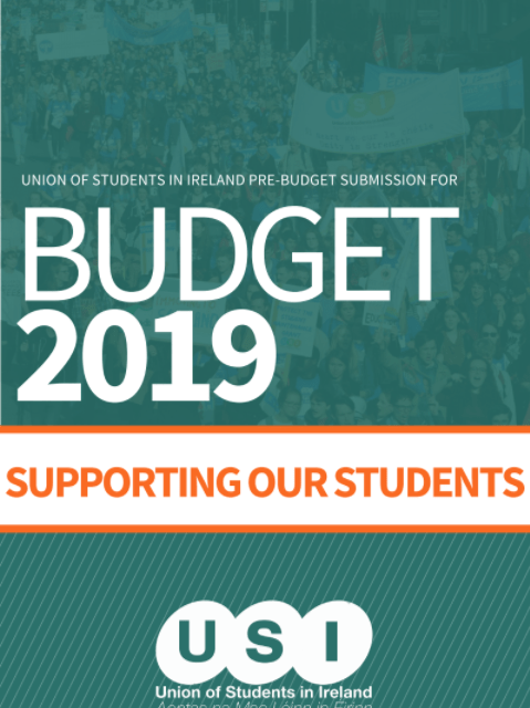 USI Pre Budget Submission 2019