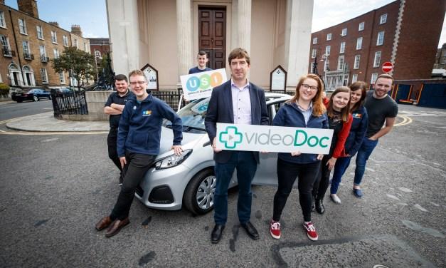 videoDoc & USI drive free student healthcare initiative