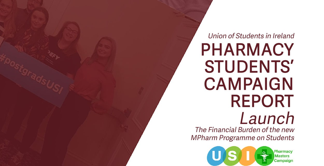 USI launch Pharmacy Students' Campaign Report 2019