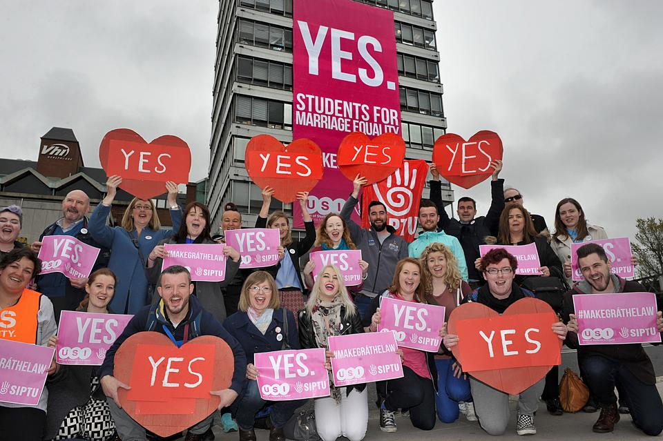 Irish Marriage Equality Leaders speak out about need for action urgently in Northern Ireland