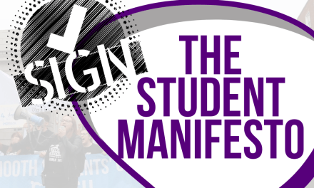 Midlands North West #EP2019 Candidates Signed up to the Student Manifesto