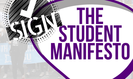 Kerry #LE2019 Candidates signed up to the Student Manifesto
