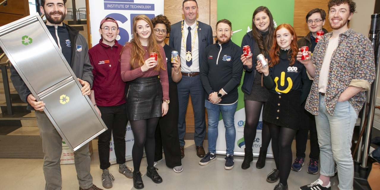 USI Launch 21 Day Energy Saving Challenge in GMIT