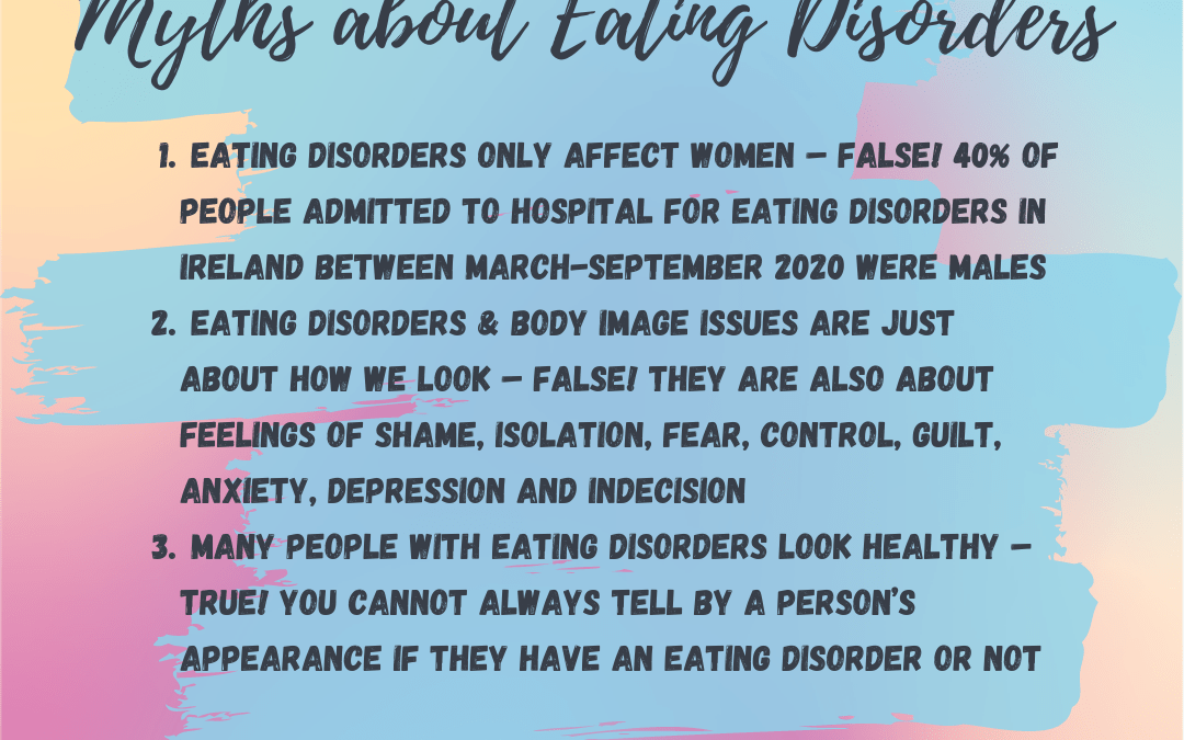 USI writes to Government on World Eating Disorders Day 2021