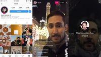 Bos Instagram Bikin Kejutan dengan Siaran Live