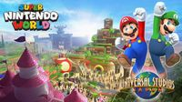 Super Nintendo World Tiba di Universal Studio