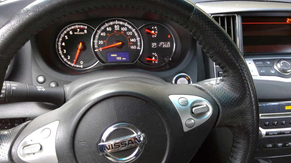 medium resolution of nissan maxima sv 2013