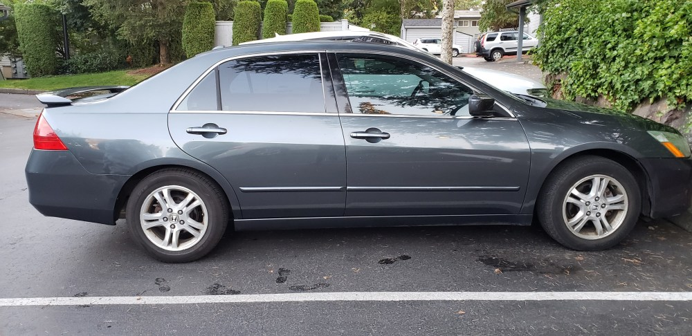 medium resolution of 2006 honda accord exl with only 125k miles on sale