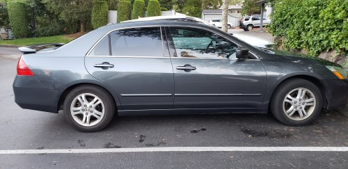 small resolution of 2006 honda accord exl with only 125k miles on sale
