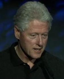 Clinton on TedTalks