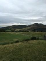 An alternative view from Calton Hill
