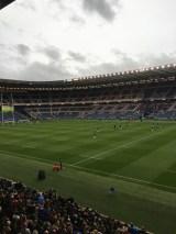 The Scottish Varsity Match
