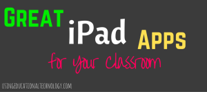 great ipad apps