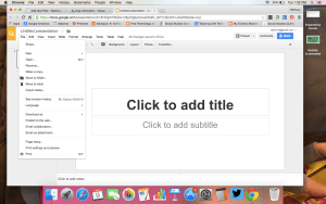 how to add a custom font to google docs