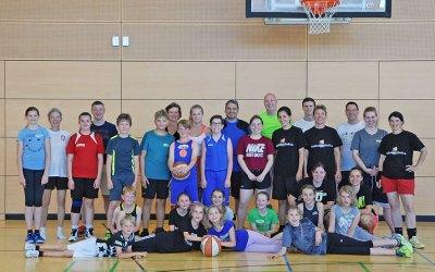 Sommerfest der Basketballabteilung 2017