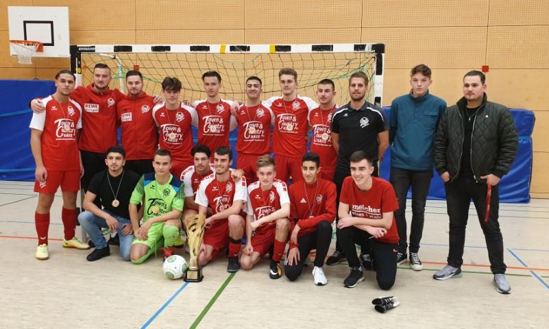 UTSG A-Junioren sind Futsal-Kreismeister 2020