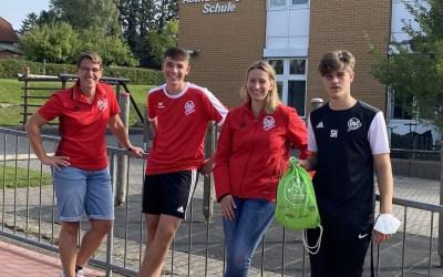Kooperation mit der Astrid-Lindgren-Schule in Usingen