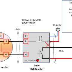7 Wire Thermostat Wiring Diagram Whirlpool Refrigerator Honeywell To Nest Get Free Image About