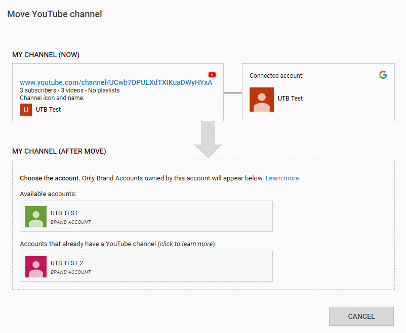 How To Move A Youtube Channel Using Technology Better