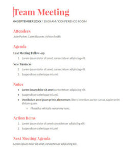template-meeting-notes