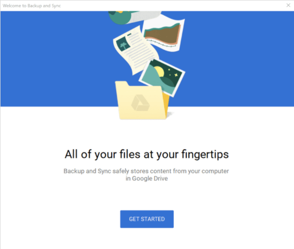 Google Drive Backup and Sync_3