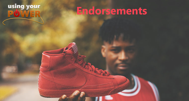 005 – Endorsements
