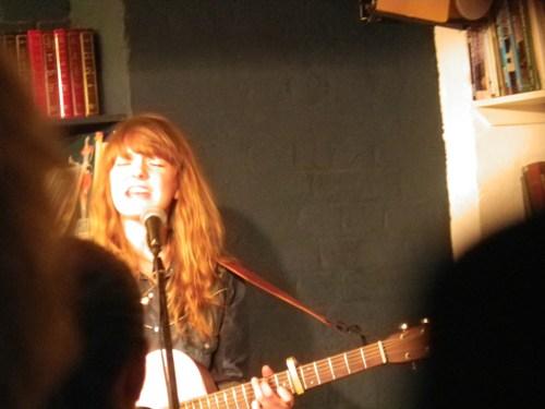 Jess Morgan at the Maltings