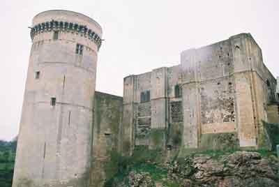 William the Conqueror's birthplace and castle