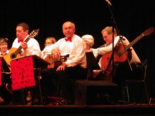 Hampshire Guitar Orchestra