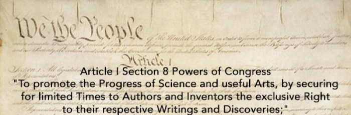 Article 1 Section 8 Powers of Congress Inventors