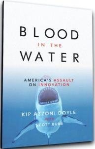 Blood in the Water - Kip Azzoni Doyle