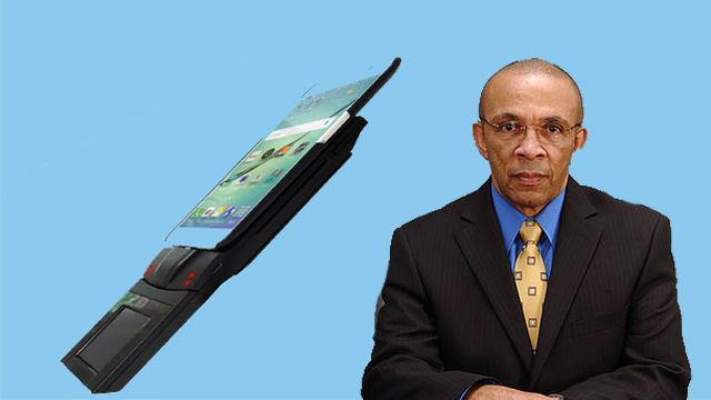 CMCD Device - Larry Golden - ATPG tech