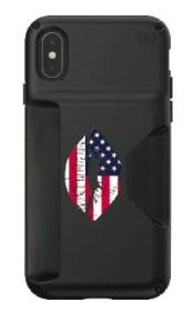 CardShark phone wallet - kiss