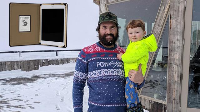 DODCase iPad - Patrick Buckley - US Inventor