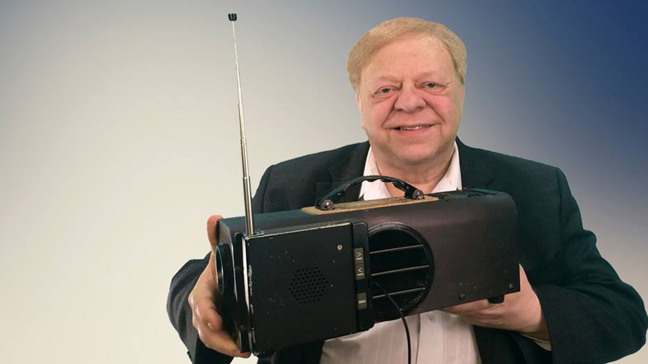 Gene Dolgoff LCD projector - US Inventor