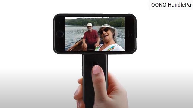 HandlePa selfie - Ramzi Maalouf - US Inventor
